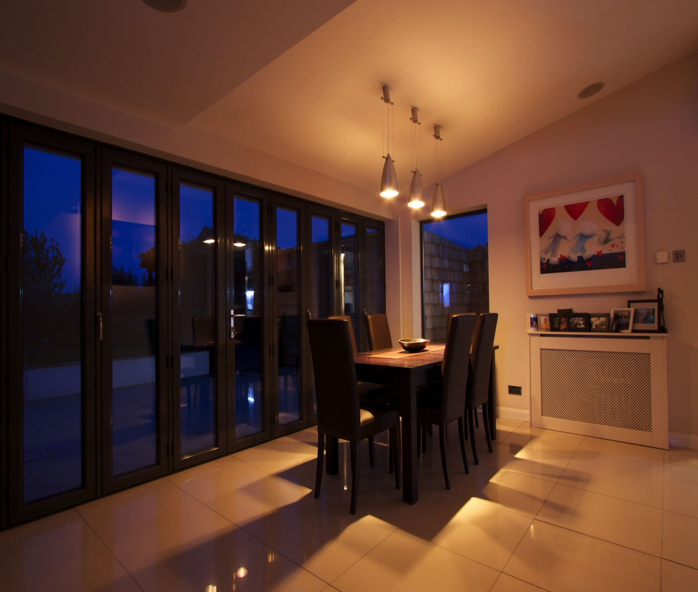 Dining-living Extension